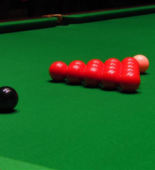 Ronnie and Friends Snooker-Exhibition