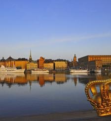 Stockholm – Flucht <br /> vor Karneval 2010