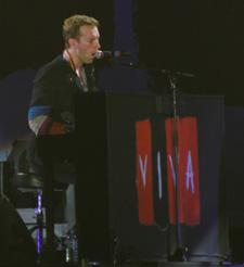 Coldplay in der ESPRIT-Arena D'dorf