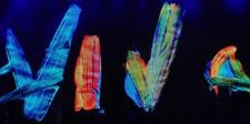 Coldplay live in der ESPRIT-Arena D