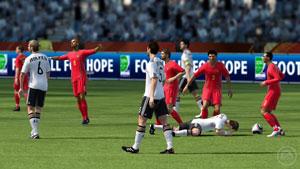 FIFA Fussball-Weltmeisterschaft Südafrika 2010