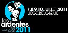 Les Ardentes Festival 2011